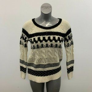 American Eagle Cable Knit Sweater Women's Small